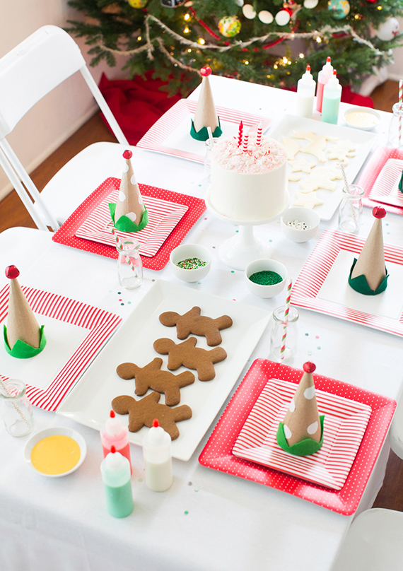 holiday cookie decorating birthday party photo by scott clark photo 100 layer cakelet - Christmas Cookie Decorating Party