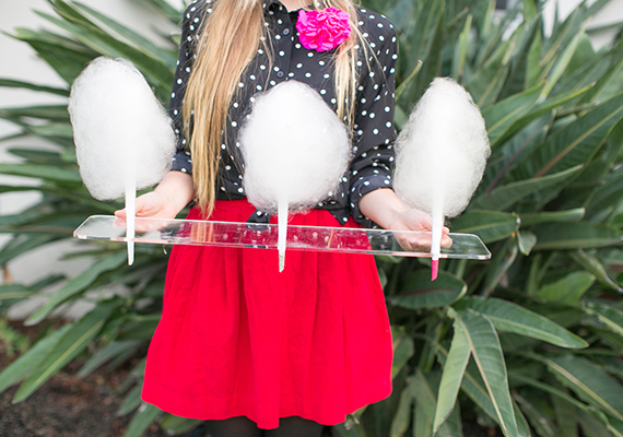 Cotton Candy by Bon Puf | photo by Scott Clark Photo | 100 Layer Cakelet