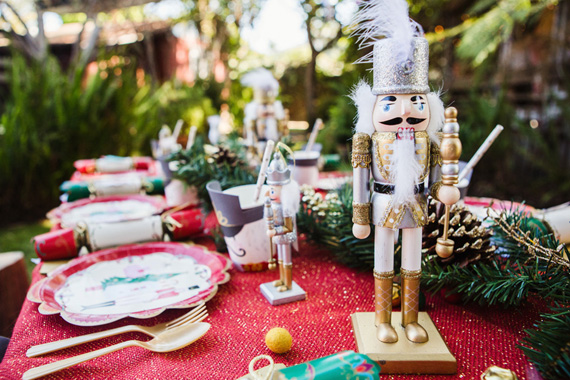 Nutcracker holiday party from Fire & Creme Kids | Love Bucket Photo | 100 Layer Cakelet