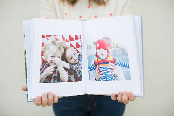 Pinhole Press photo album | 100 Layer Cakelet