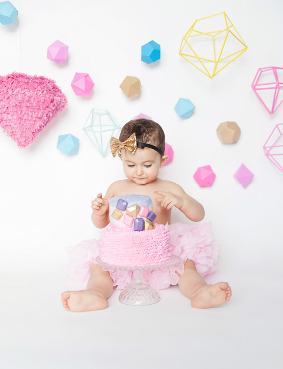 Shes A Gem First Birthday Party Kids Parties