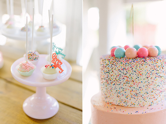 Girls 1st Birthday By Apryl Ann Photography