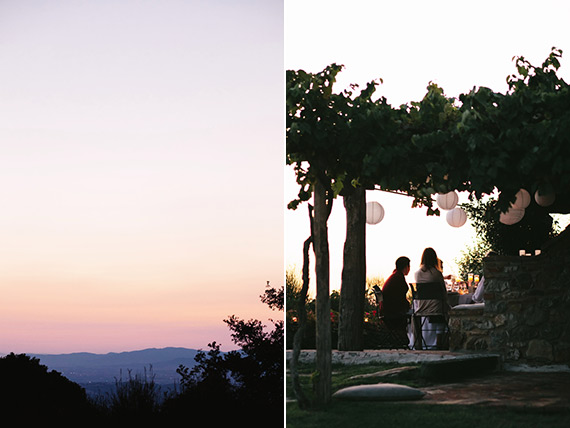Anniversary party in Tuscany | Studio AQ | 100 Layer Cakelet
