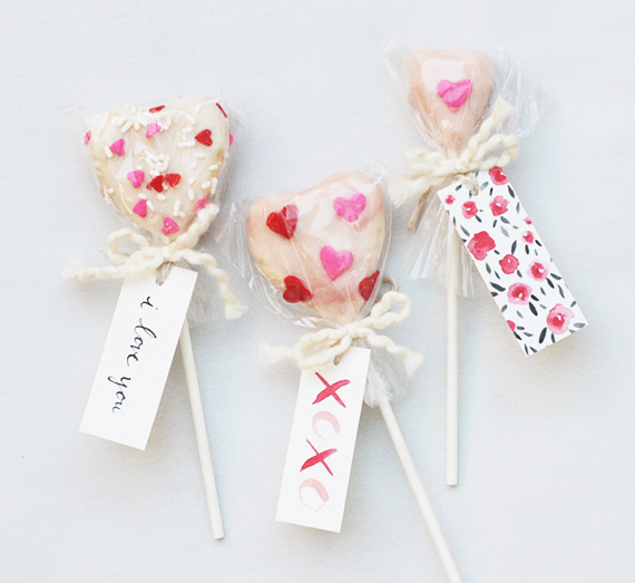 DIY cake pops + free printables from Kelli Murray | DIY + Crafts ...