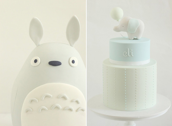 Elephant cake by Hello Naomi | 100 Layer Cakelet