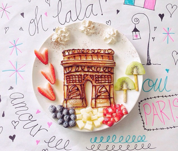 Playing with food for kids by Samantha Lee | 100 Layer Cakelet