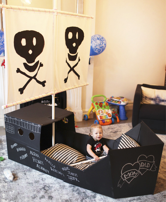 Pirate Themed Party Ideas Kids Birthday Parties 100