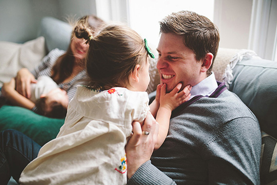 The Watters family photos by The Shalom Imaginative | 100 Layer Cakelet