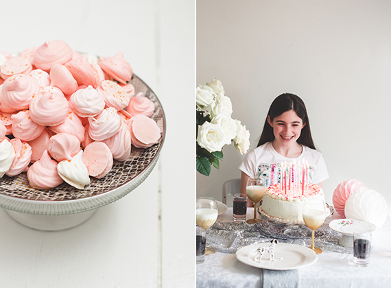 Pink surprise party by Travling Mama | 100 Layer Cakelet