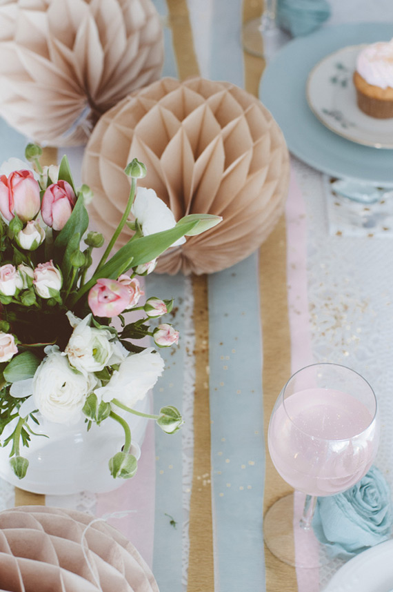 Spring girl's birthday party | Tina Fussell | 100 Layer Cakelet