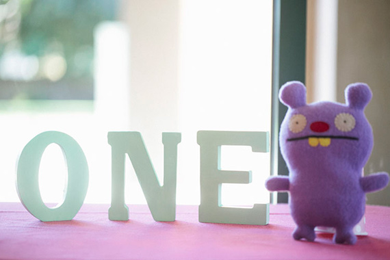Ugly Doll 1st birthday by Skybox Events   100 Layer Cakelet