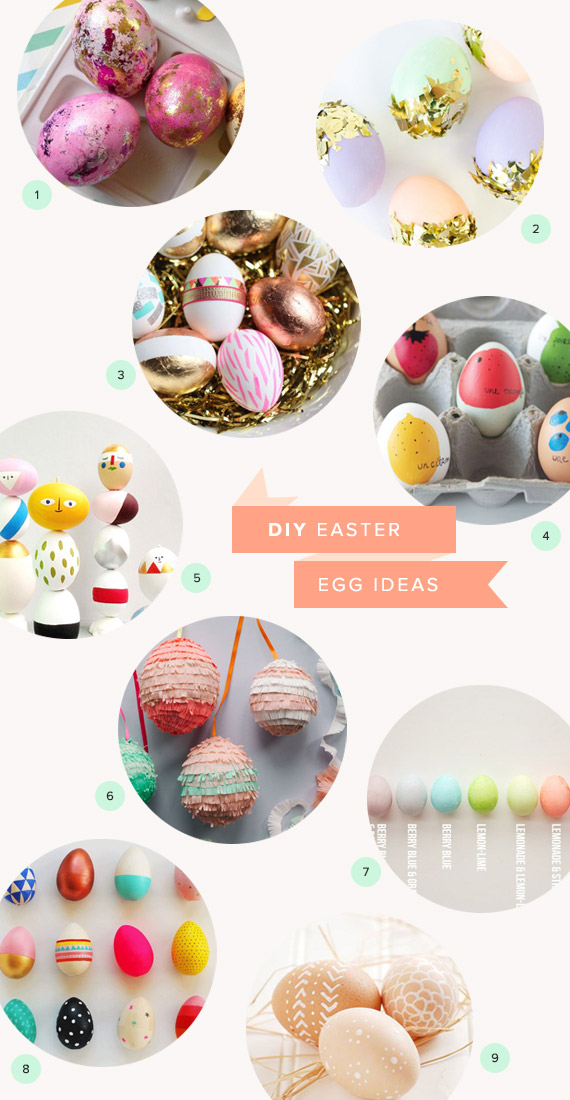 DIY Easter Egg Ideas | 100 Layer Cakelet