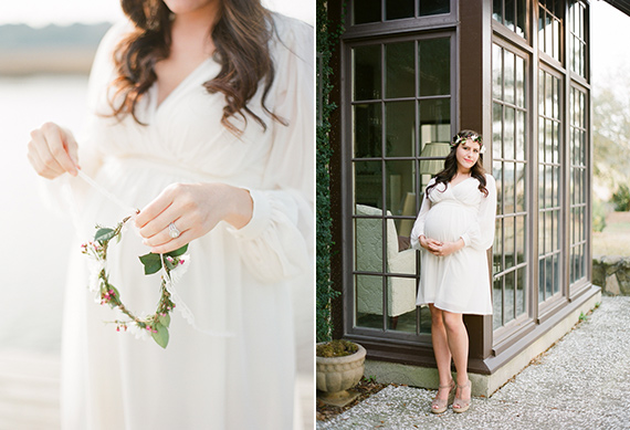 Charleston maternity session by Chris Isham | 100 Layer Cakelet