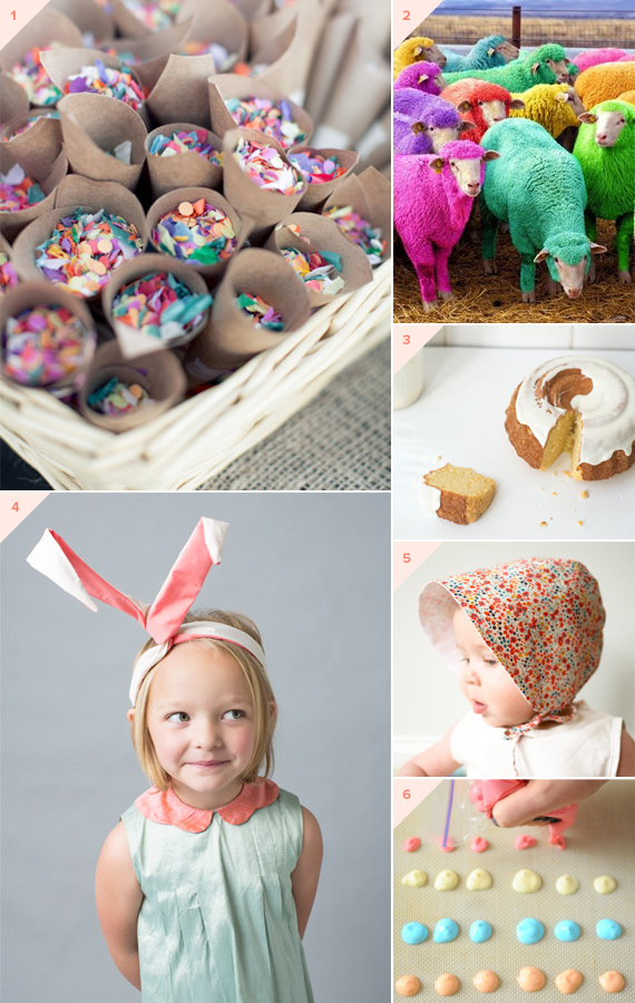 Spring and easter ideas for Friday | 100 Layer Cakelet