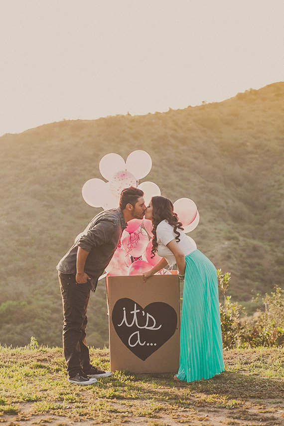 Gender reveal announcement by Yuna Leonard – Announcing the Gender of the Baby Ideas