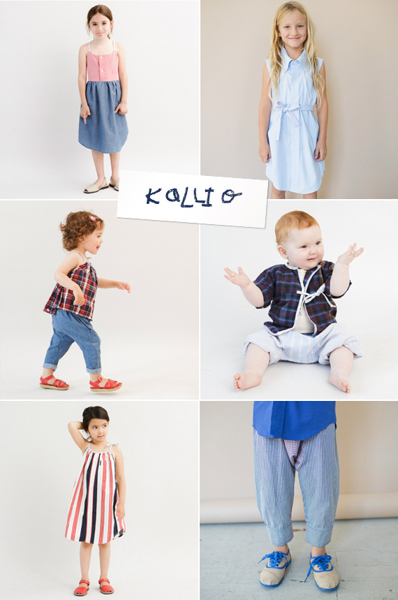Kallio handmade up cycled kids clothes | 100 Layer Cakelet