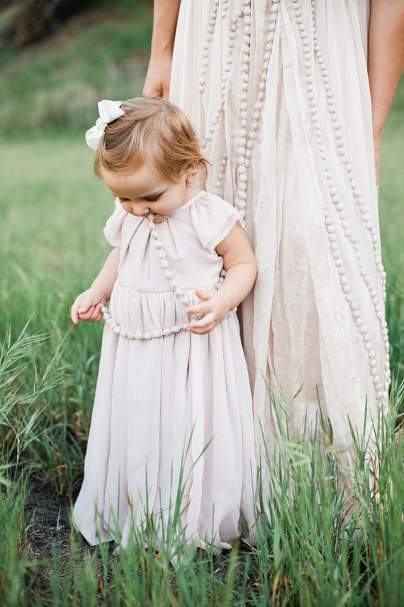 Mother-daughter maternity shoot for Mother's Day | Megan Welker | 100 Layer Cakelet
