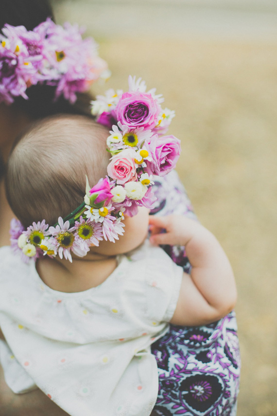 Mother-daughter photos by Hello Pinecone | 100 Layer Cakelet