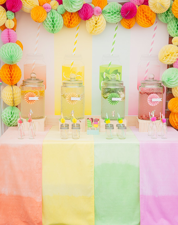 Popsicle-themed birthday party | Dunne With Style | 100 Layer Cakelet