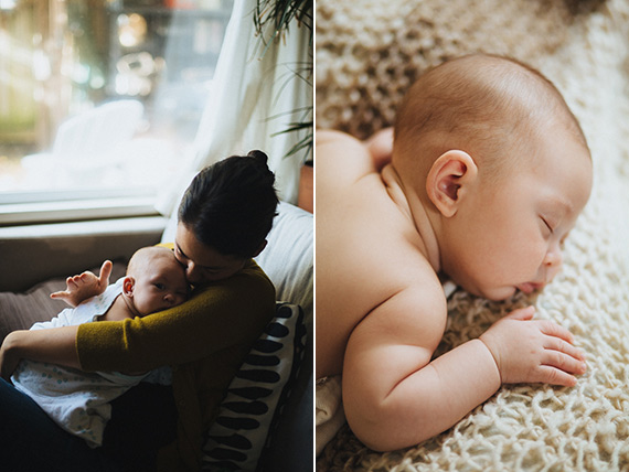 Seattle maternity and newborn photos | Sparkfly Photography | 100 Layer Cakelet