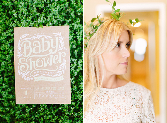 Beijos Events baby shower | Meg Perotti | 100 Layer Cakelet