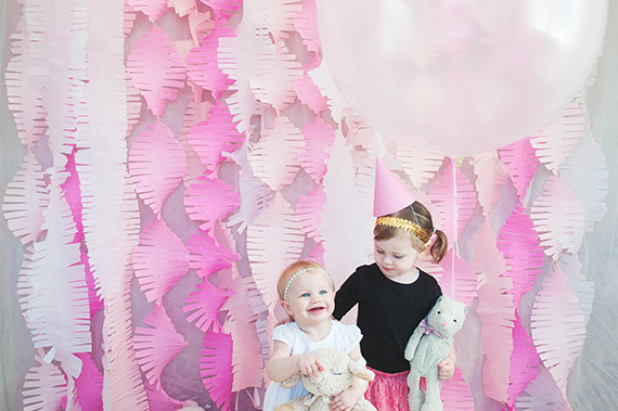 Girly pink 1st birthday | 100 Layer Cakelet