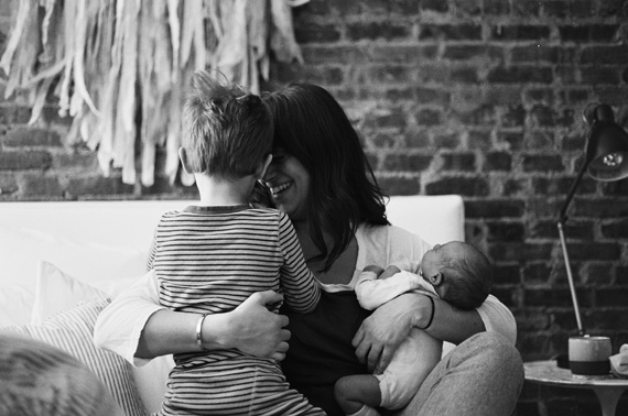Brooklyn family photos by Essie Graham | 100 Layer Cakelet