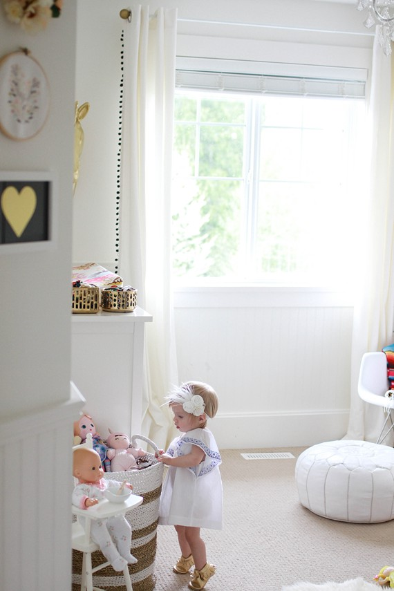 Harlan S Bright Bohemian Nursery Nursery Kids Room