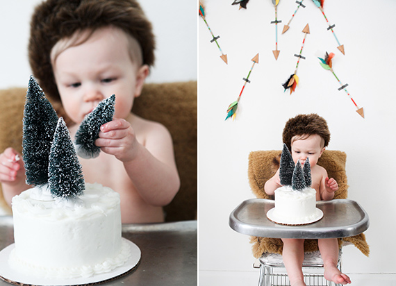 Moonrise Kingdom 1st birthday | Johnna Holmgren Photography | 100 Layer Cakelet