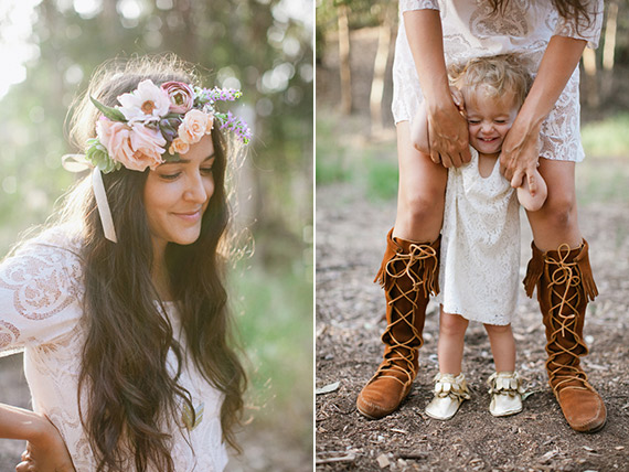 San Diego Mother-Daughter photos by En Pointe Photography | 100 Layer Cakelet