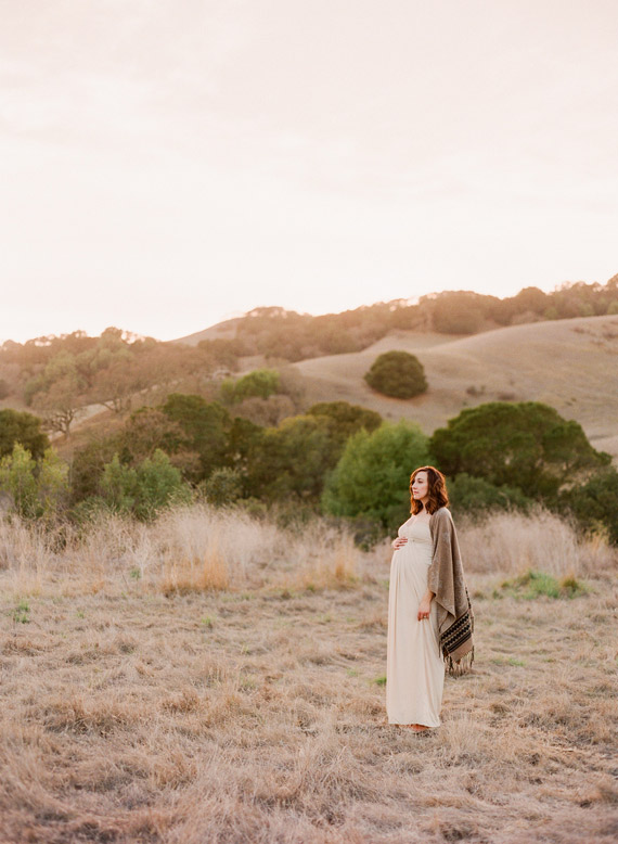 Rustic Nor Cal maternity photos | Jessica Burke | 100 Layer Cakelet
