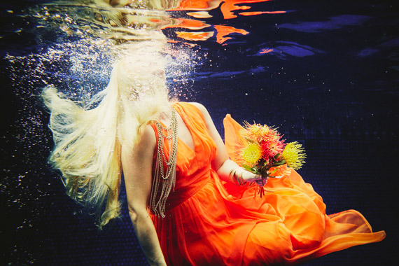Underwater maternity photos by Ruth Anne Photography | 100 Layer Cakelet