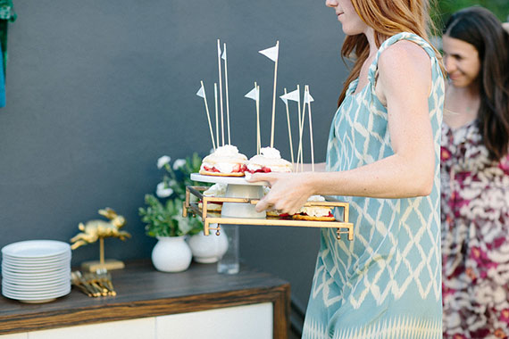 Lauren Bradshaw baby shower | Photo by Meghan Kay Sadler | 100 Layer Cakelet