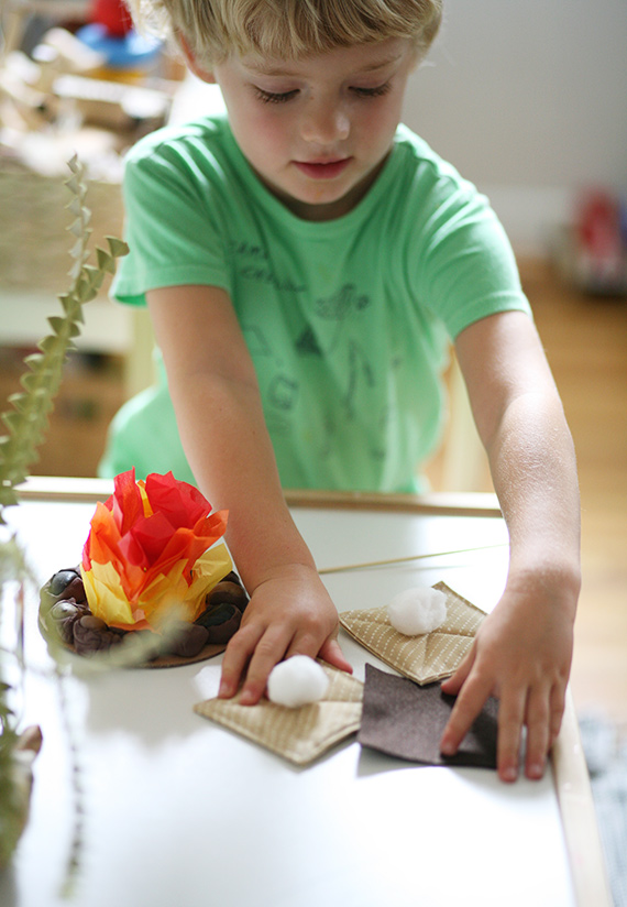 Summer activities and crafts with Kiwi Crate   100 Layer Cakelet