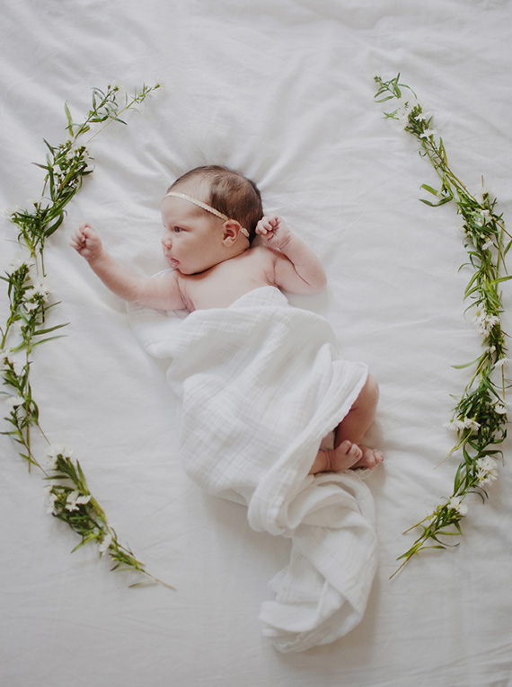Charleston newborn photos by Katie Purnell | 100 Layer Cakelet