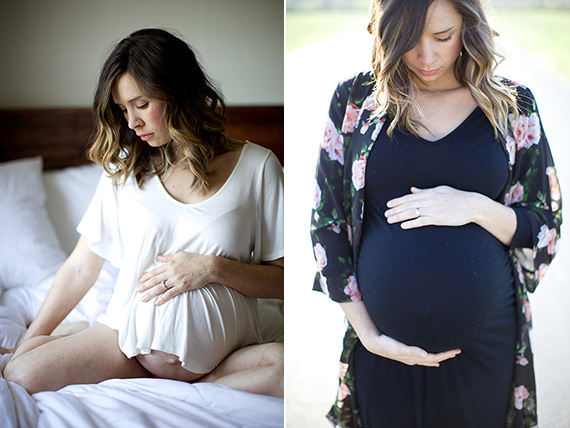 Nashville maternity photos by Claudia Kay Photo | 100 Layer Cakelet