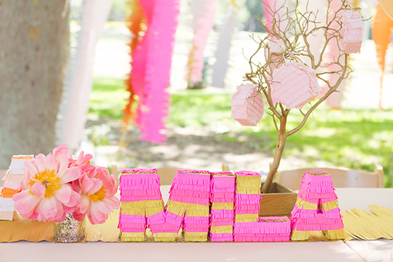 Pink peony picnic birthday party for Mila | 100 Layer Cakelet