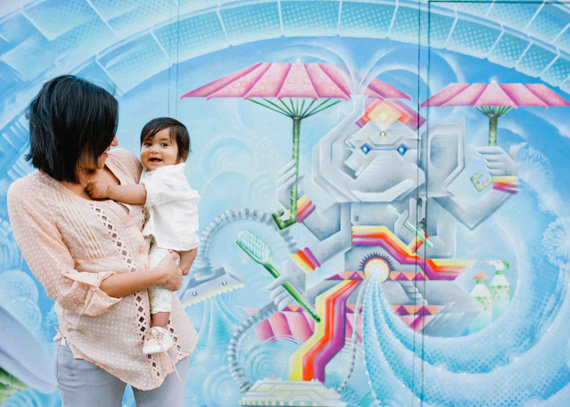 San Francisco family photos by Storybox Art | 100 Layer Cakelet