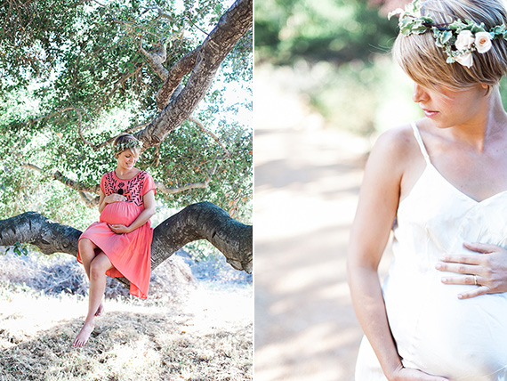 Rustic Ventura maternity photos by Poiema Photography | 100 Layer Cakelet