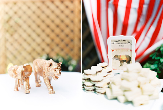 Vintage circus birthday party | Alicia Swedenborg | 100 Layer Cakelet
