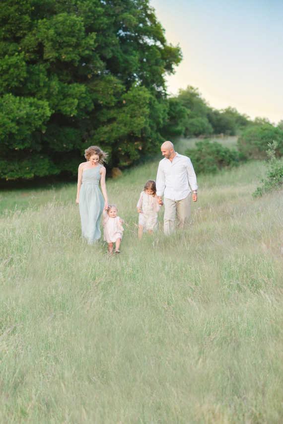 Rustic bay area family photos by Kent Avenue Photography | 100 Layer Cakelet