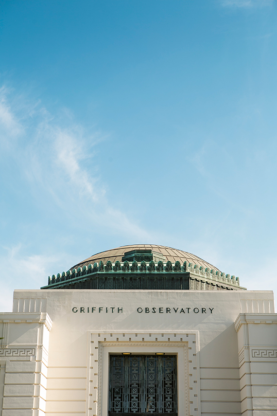 Griffith park observatory family picnic | 100 Layer Cakelet