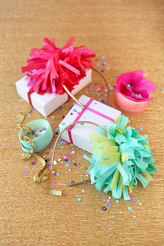 Paper party hat and crown ideas | 100 Layer Cakelet