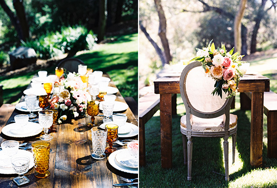 Rancho Santa Fe baby shower by Folklore Rentals and Jen Wojcik Photography   100 Layer Cakelet