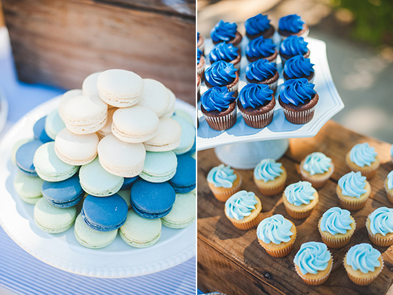 Vintage car baby shower in Sacramento | 100 Layer Cakelet