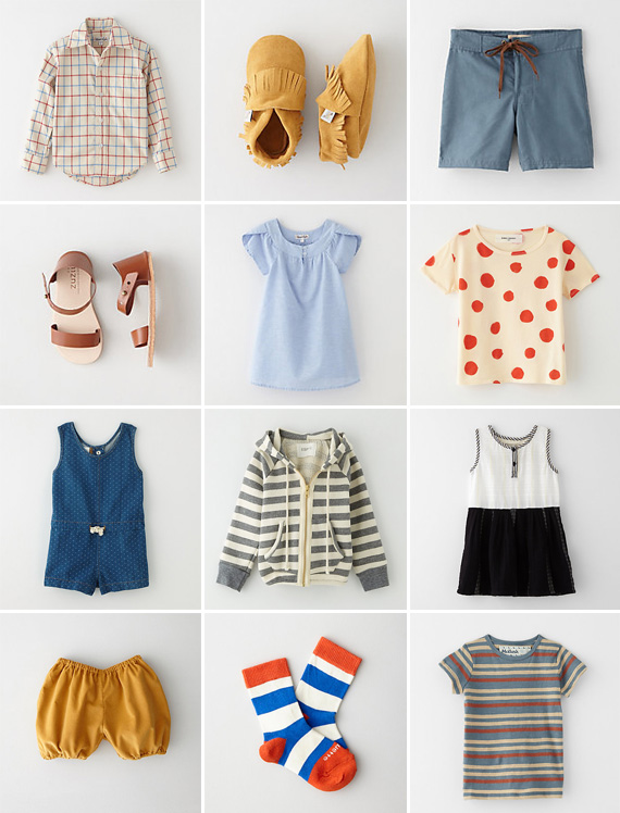 Steven Alan Kids sale through July 17th | 100 Layer Cakelet