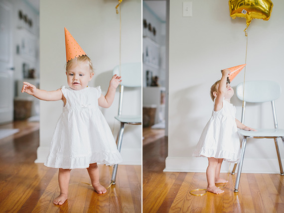 First birthday portraits by Shannon Michele Photography | 100 Layer Cakelet