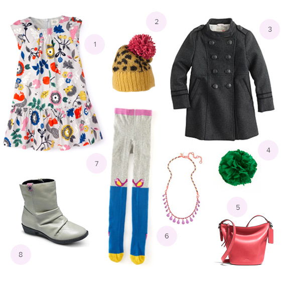 Fall girl's outfit with Splendid shoes | Giveaway on 100 Layer Cakelet