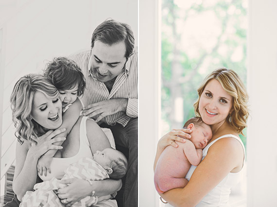 Dallas family newborn photos by nbarret photography | 100 Layer Cakelet