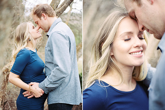 Stylish maternity photos by Rebecca Stiewert | 100 Layer Cakelet
